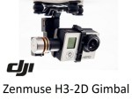 DJI Phantom 2 with Zenmuse H3-2D Gimbal