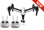 DJI Inspire 1 with Dual Remote – New 1345s Quick Release Propellers