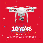 Phantom 3 Standard – DJI 10th Anniversary Specials